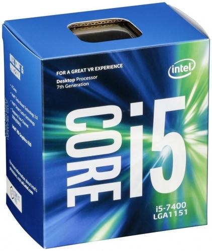 Processador Core I5 7400 Kaby Lake 3.0ghz 6mb Cache Lga1151