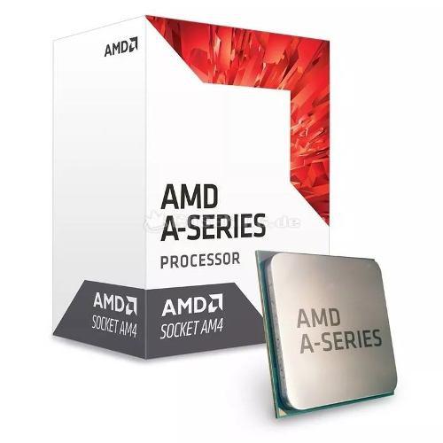 Processador Amd A10 9700 3.0ghz 2mb/l2 4c Radeon R7 Am4 65w